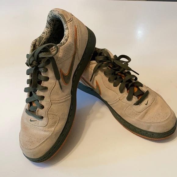 Nike Shoes   Vintage Air Skate Suede
